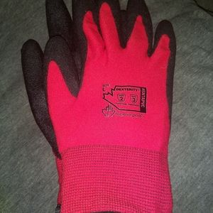 Superiorglove Accessories - WORK GLOVES - Large - Winter Fleece Lined